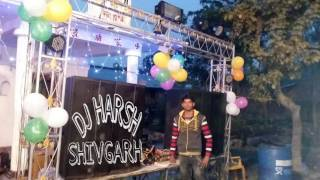 chandigarh aali re DJ harsh Shivgarh