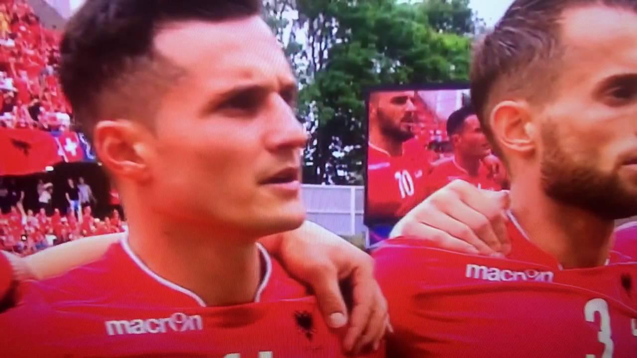 Uefa Euro 2016 Switzerland Vs Albania National Anthem