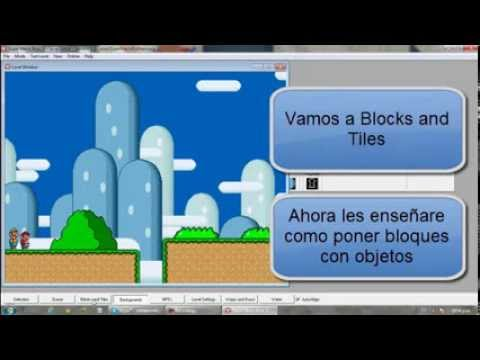Super Mario Bros X Tutorial - Como crear un nivel basico from YouTube · Duration:  17 minutes 59 seconds