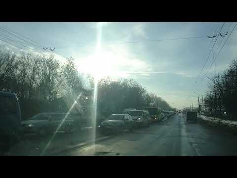 Новини Тернополя 20 хвилин: На Микулинецькій довжелезний затор через аварію