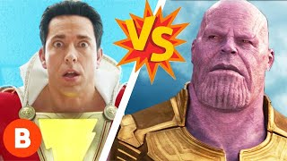 Thanos Defeated: 10 DC Characters Who Could Easily Destroy Marvel's Thanos
