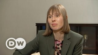 Президент Эстонии: Мы не дискриминируем русскоязычное население - 'Немцова.Интервью'