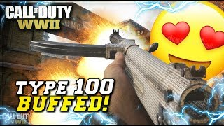 BUFFED! 😍 BEST TYPE 100 CLASS SETUP AFTER UPDATE - WW2
