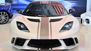 Lotus Evora GTE Road Car Concept 2011 Videos