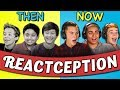 TEENS REACT TO THEMSELVES ON KIDS REACT!