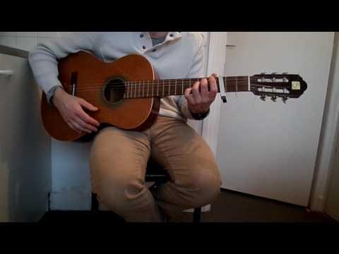Soprano - Roule - comment jouer tuto guitare YouTube En Français