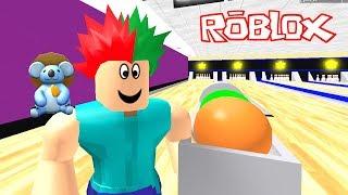 Bowling Salonundan 🎱 - Roblox Escape The Bowling
