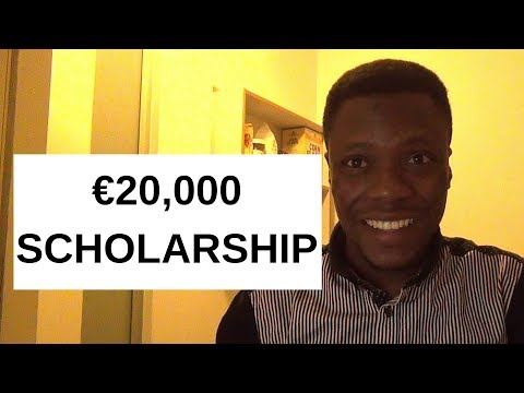 €20,000 Scholarship To Study In Germany for International Students