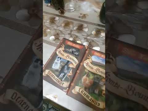 коты воители спец издание Путешествие Орлокрылого