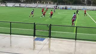 U16 Hawks VS Bankstown City