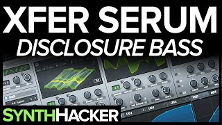 Serum Tutorial - Disclosure