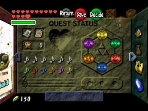 Zelda OoT: Custom Ocarina notes