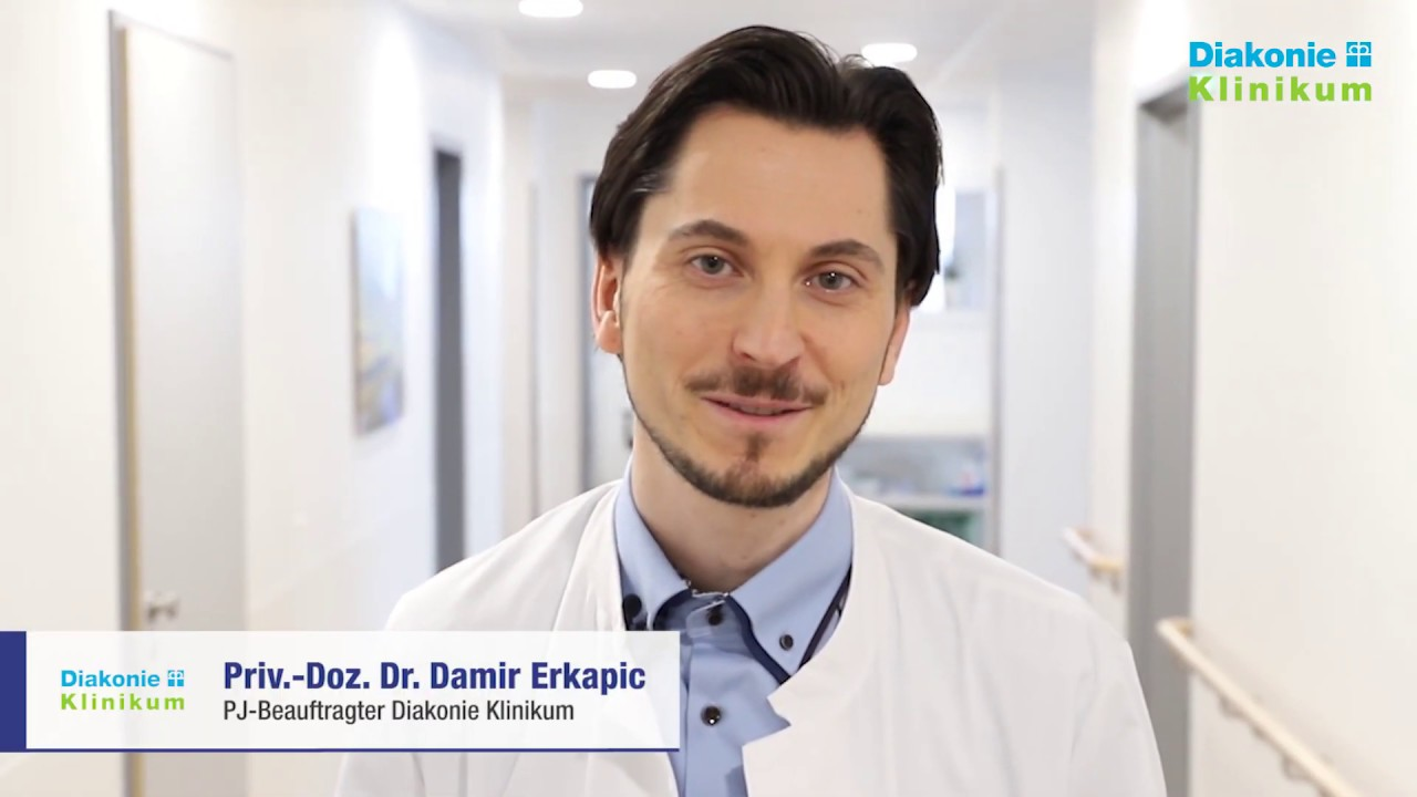 Youtube Video: Praktisches Jahr am Diakonie Klinikum Siegen