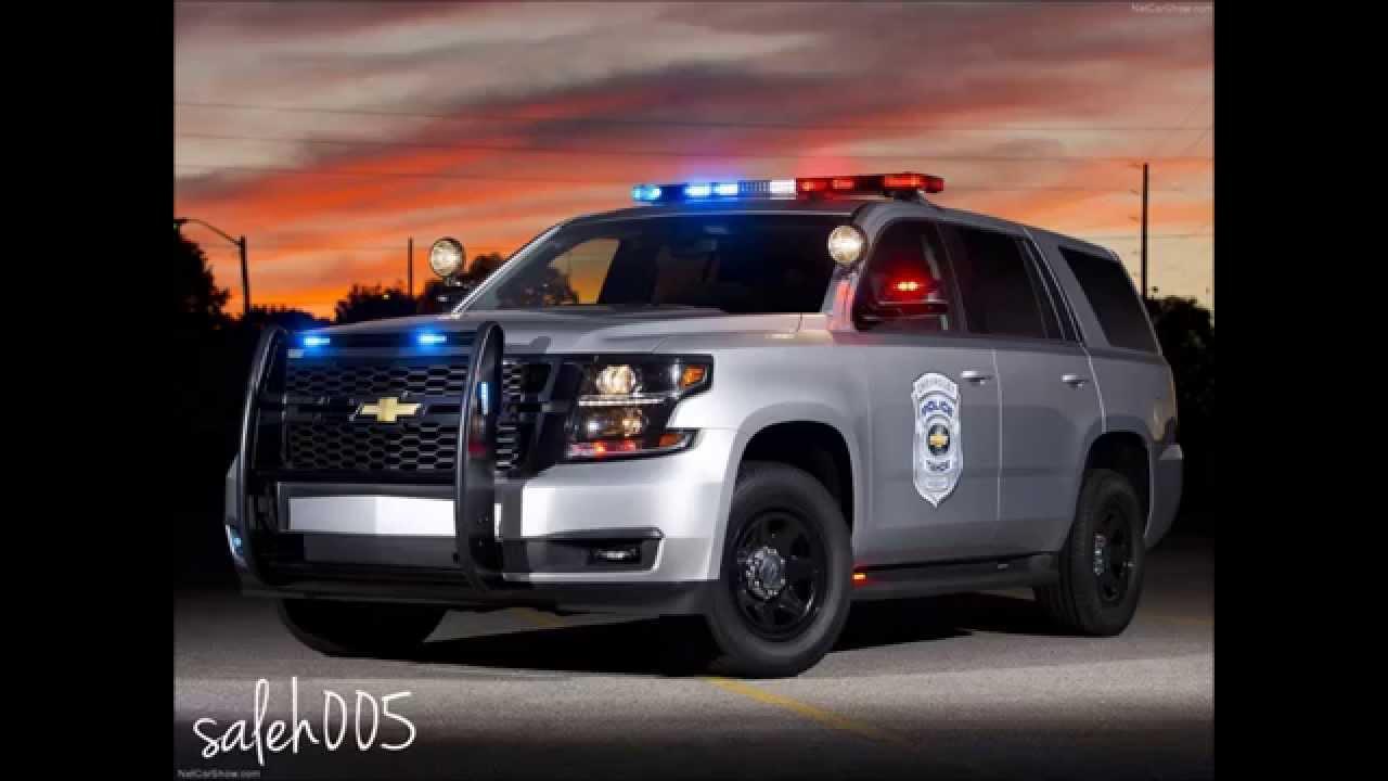 شفروليه تاهو سيارة الشرطة 2015 Chevrolet Tahoe PPV ...