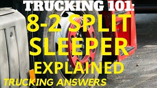 How to log the Split Sleeper rule for truckers