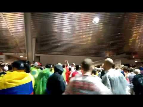 Chile vs colombia post rain delay
