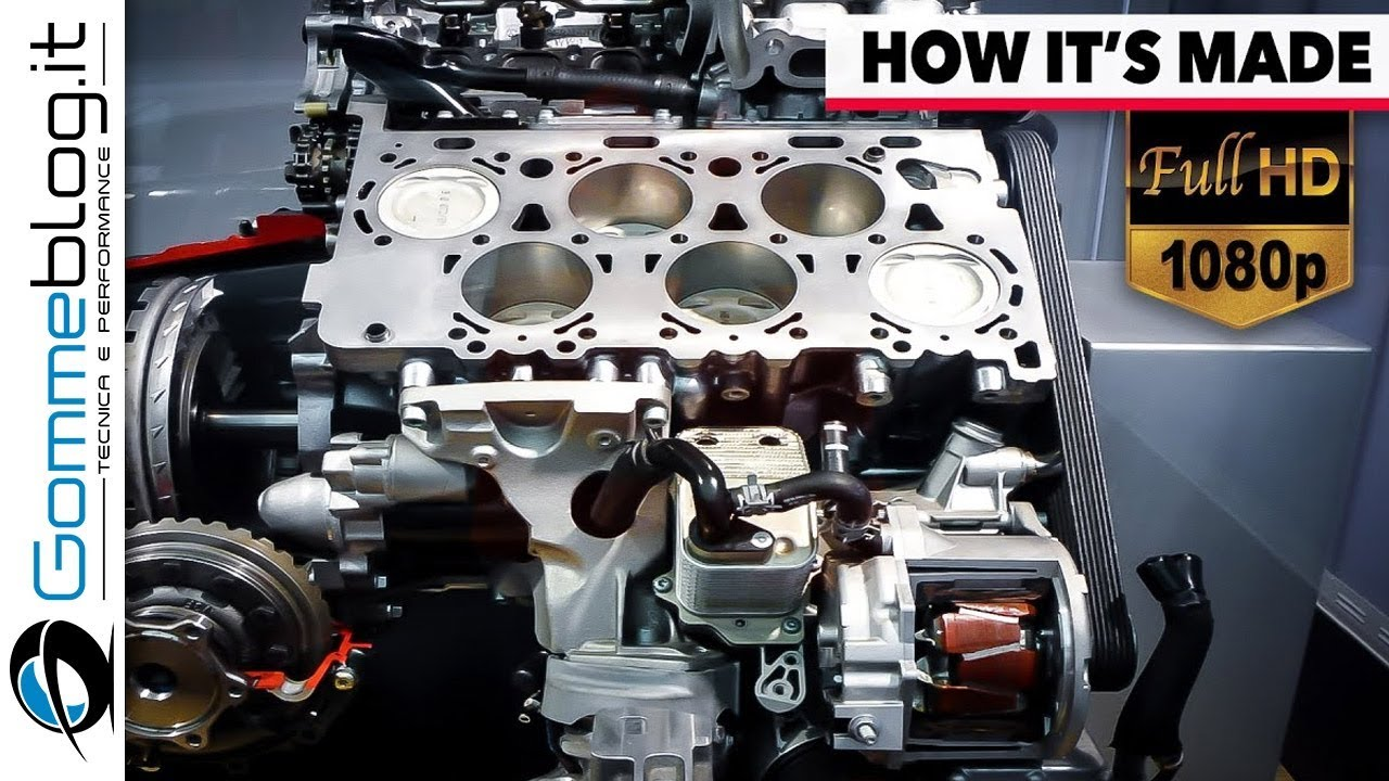 [DIAGRAM_1JK]  Bentley Continental - W12 Engine FACTORY | HOW IT'S MADE - YouTube | Bentley W16 Engine Diagram |  | YouTube