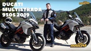 Ducati Multistrada 950s 2019 - Pierwsze wrażenia z testu thumbnail