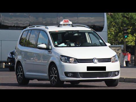 Volkswagen Touran за 13000$ Похоже на Авто после Такси?