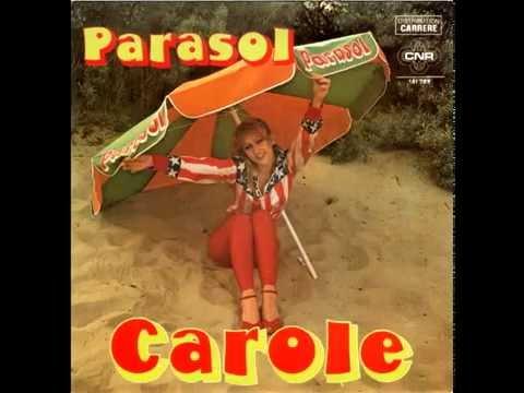 carole   parasol 1979