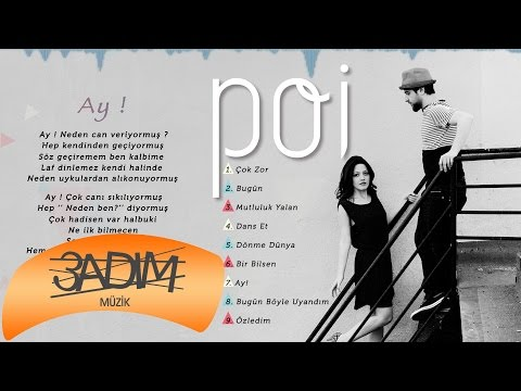 Poi - Ay ! (Official Lyric Video )