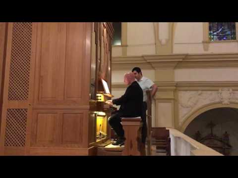 Organ Concerto n. 14 in F