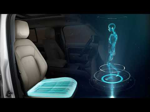 Jaguar Land Rover wants to move your butt for you as you drive