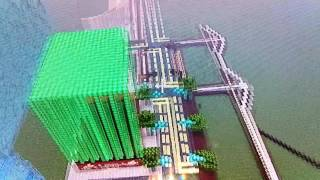 Minecraft ps4 kingdom tower in nc