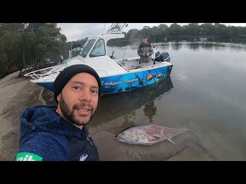 Jervis Bay Fishing Trip 2020