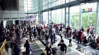 Anime Festival Asia 2014 - Http://www.animefestival.asia/afa2014.