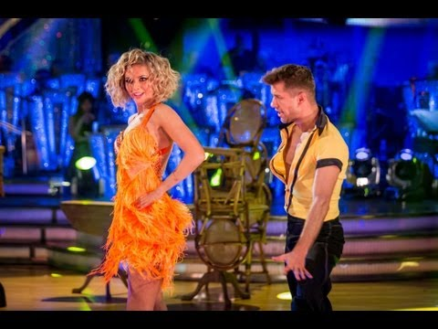 rachel-riley-&-pasha-salsa-to-'get-lucky'---strictly-come-dancing-2013:-week-2---bbc-one