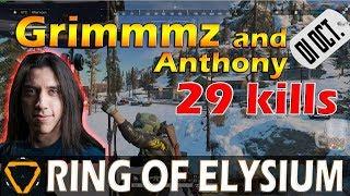 Grimmmz & Anthony | 29 kills | ROE (Ring of Elysium)