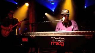 Nigel Hall Band- God Bless The Absentee (Sullivan Hall- Sat 1/27/13)
