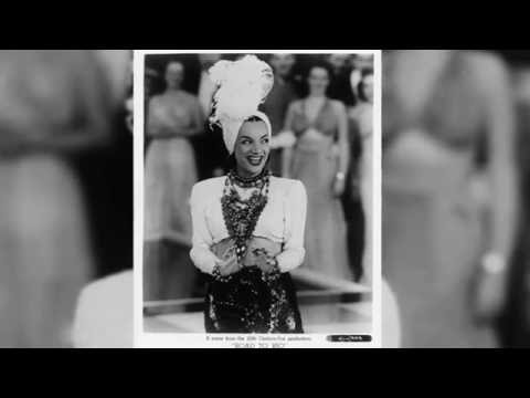 Carmen Miranda - The Man With The Lollypop Song