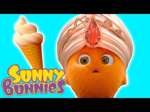 #Cartoon ★ Sunny Bunnies - POWER OF MAGIC ★ Funny Cartoons for Children