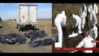 Здесь были бои с боевиками Мозгового  Тела наемников закопали местные  Эксгумация  ДНР, ЛНР, Украинв(, 2016-08-05T18:14:33.000Z)
