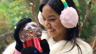 Silver Bells - Official Video (ft Jessalyn Grace) | Jam Jr. Christmas!
