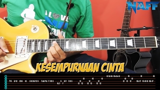 Video Tutorial Gitar Melodi Kesempurnaan Cinta - NAFF plus Tablature | 💗Guitar Cover Sobat P💕 download MP3, 3GP, MP4, WEBM, AVI, FLV Desember 2017