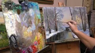 Обучающий курс по живописи