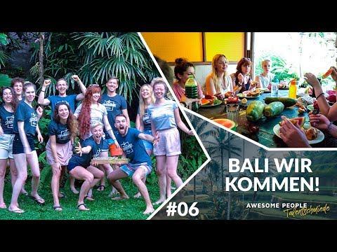 Bali, wir kommen!!! ☀️ + Vorstellung der 7 Teilnehmer | Talentschmiede #06
