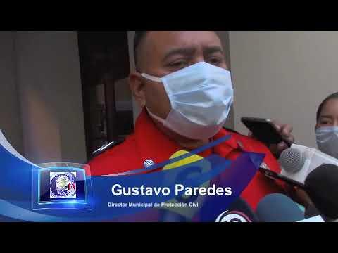 Brigada Covid supervisa parajes turísticos para evitar aglomeraciones; Gustavo Paredes
