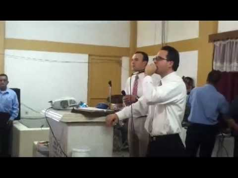Apostolic Preaching- Freddie Hidalgo: Mexico Gnrl Conference OutPouring