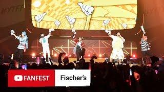 フィッシャーズ @ YouTube FanFest Music 2018   「サヨナラまたな」「未完成人」