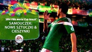 EA SPORTS 2014 FIFA World Cup Brazil - DEMO - Sztuczki i cieszynki