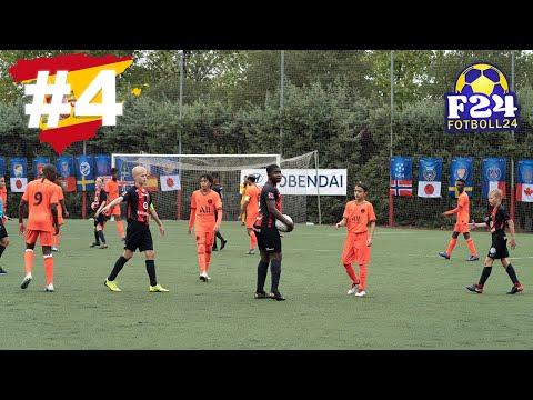 Fljer med Brommapojkarna U13 Akademi till Madrid Cup #4: Kvartsfinal mot PSG och Mbapps lillebror
