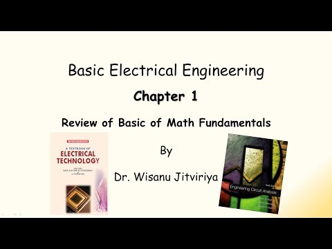 Chapter 1: Review of Basic Math Fundamentals