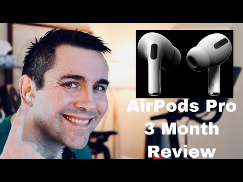 AirPods Pro 3 Month Long Term Workout Review - Jogging, Weight Training, and Peloton Bike