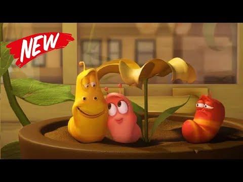 Ấu Trùng Tinh Nghịch Larva | Pink Người Trong Mộng | Larva Terbaru Cartoon Movie