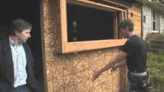 Weekly Wrap, Episode 2: Reframing A Garage Door Opening