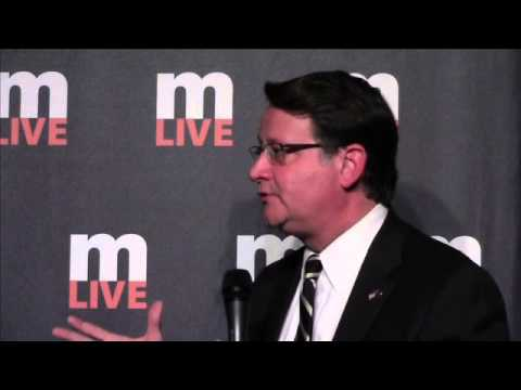 Ballot Bash: U.S. Rep. Gary Peters interviewed by MLive Media Group Editorial Board